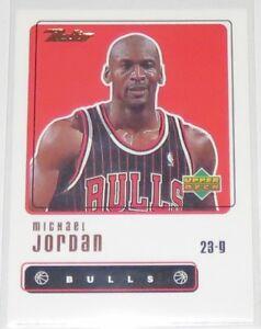 1999-00-Michael-Jordan-Chicago-Bulls-NBA-Upper-Deck-Retro-Look-Card-1-NM-Cond