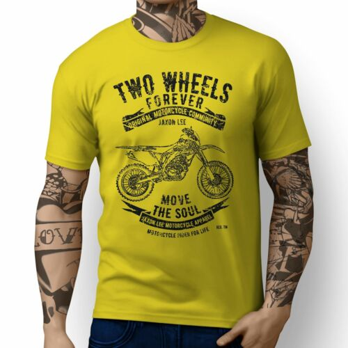 JL Soul Illustration For A Honda CRF450X Motorbike Fan T-shirt