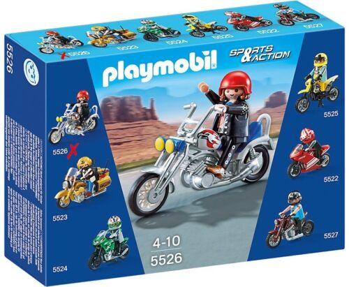 Damaged Package Playmobil Sports /& Action Eagle Cruiser Set #5526