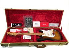 Fender Relic TW 56 Reissue 2 Tone Sunburst Stratocaster Custom Shop Fat 50s