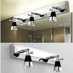 New 3w Led Wall Lights Sconce Aisle Bath Lights Dressing Table Mirror Lamp 7002h Ebay