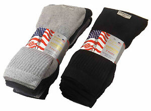 10-Pairs-Mens-Cotton-Sport-Work-Boot-Socks-Size-6-11