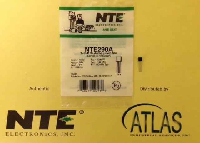 NTE NTE290A BRAND NEW NTE290A