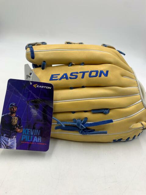"Easton Pro Collection Game Spec Baseball Glove, R Hand Throw,12.75"",Kevin Pillar"