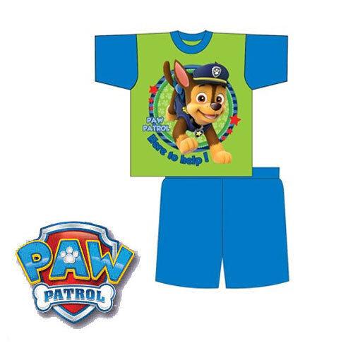 NEW Boys 100/% Cotton Paw Patrol  Pyjama set 1-4 Years