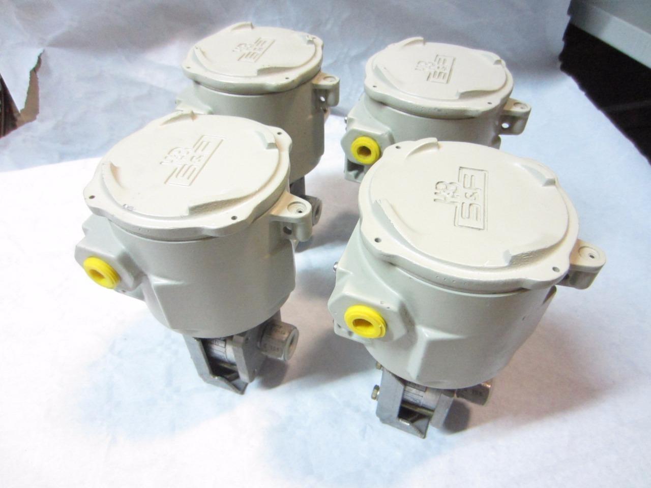 S&F Schoppe & Faeser GmbH Transmitter ARD 200 pressure vacuum Ex 4...20 mA NEW
