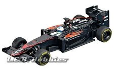 """Carrera GO!!! McLaren Honda MP4-30, F.Alonso, """"No.14"""" 1/43 analog slot car 64073"""