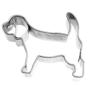 Ausstechform Beagle 5 Cm Ausstecher Hund Birkmann