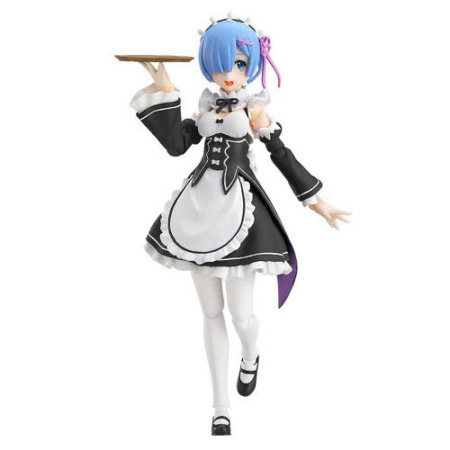 Re   Zero Starting Life en Another World Rem Figma Figurine  346 Max Factory