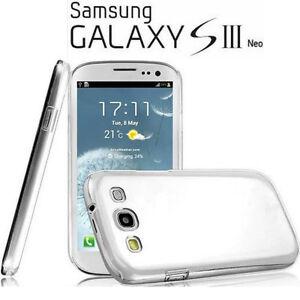 cover samsung galaxy s3 neo trasparente