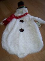 Size 0-9 Months Baby Gear Holiday Snowman Costume Bunting Halloween / Christmas