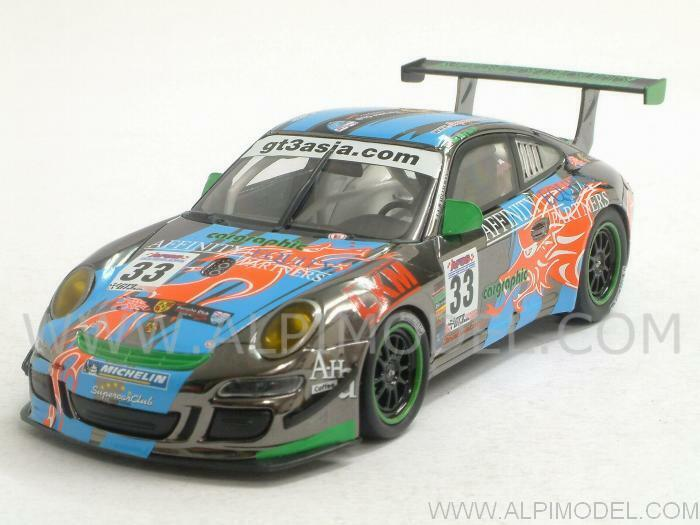 Porsche 911 GT3 Cup S Winner GT3 Asia Challenge 20 1 43 MINICHAMPS 400097933
