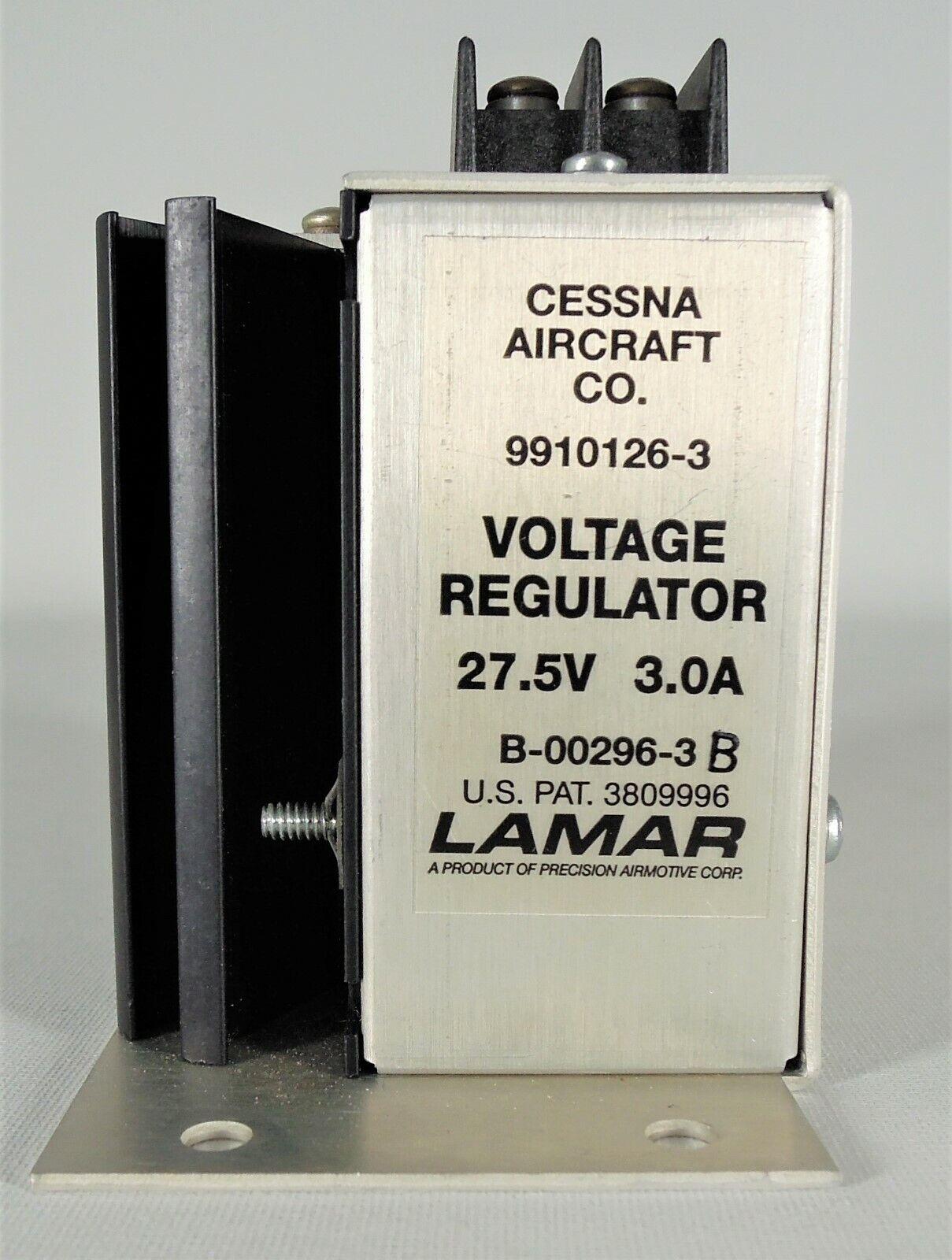 Cessna Voltage Regulator ohne Zertifikat  NEU  aus Lagerauflösung PN 9910126-3