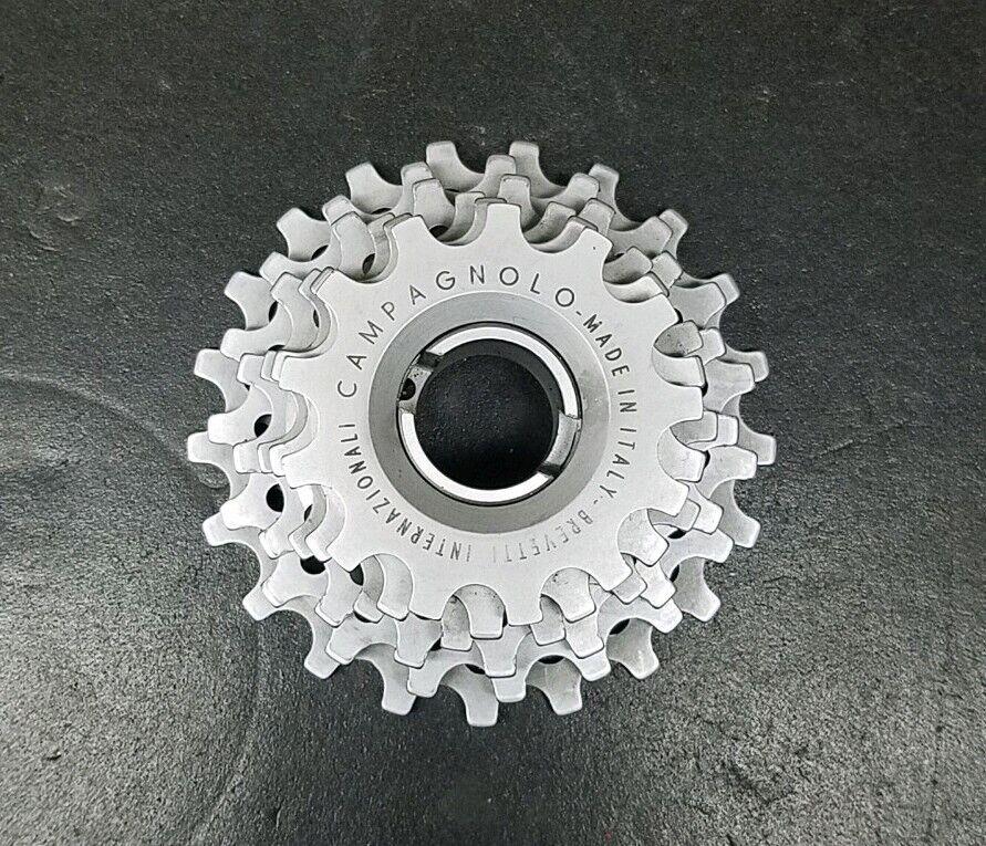 Vintage Campagnolo Gratiswheel 6 snelheden Alloy 13 21