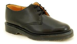 Shoe Black Eye S013 Made England 3 Nps In Shoes l39954 Solovair Zq87p8