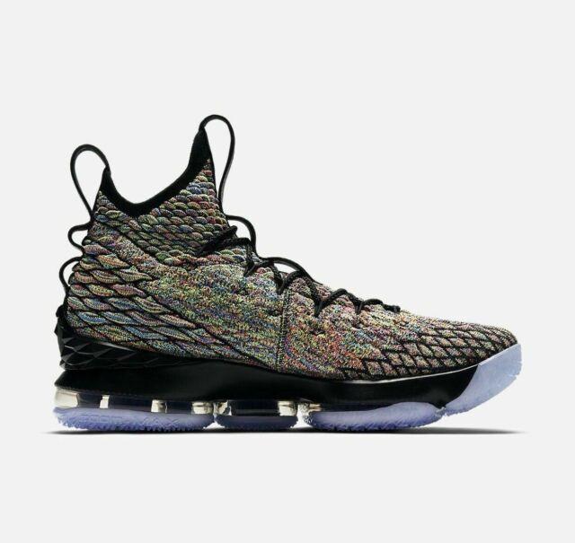 Nike Lebron 15 XV Black Fruity Pebbles