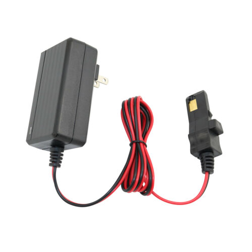 12 Volt Battery Charger for Power Wheels T3264 Jeep Hurricane