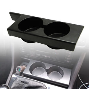 Double-Cup-Holder-Center-Front-Console-For-BMW-E39-528i-530i-540i-M5-Sedan-4Dr