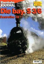Eisenbahn Journal - Die bay. S 3/6 - 2-2002