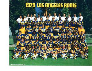 1979 NFC Divisional Playoff Game - FootballDB.com
