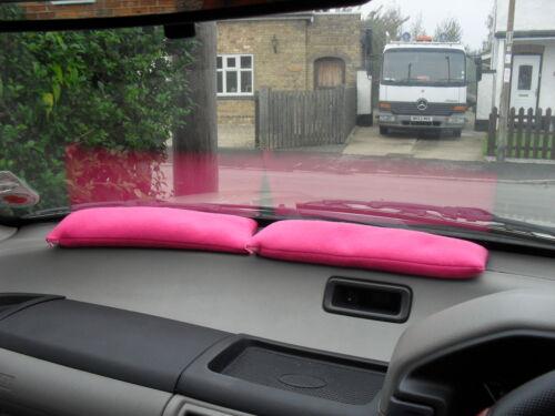 Vehicle//car//home deshumidificador Bolsa absorbente de Humedad 2x Grande Rosa