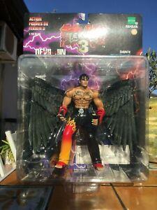 Tekken 3 Devil Jin Action Figure Epoch Moc 6 1 10 New Sealed Dx
