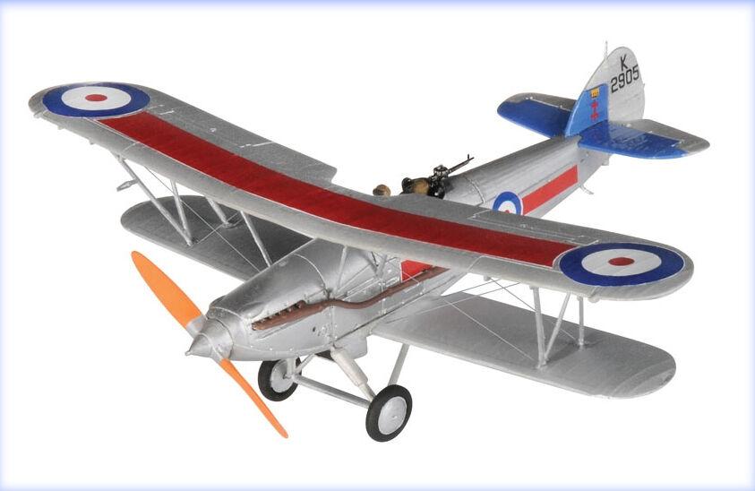 Corgi Hawker Demon RAF No 41 Sqn Northolt England 1934 Die-Cast 1 72 AA39602 NEW