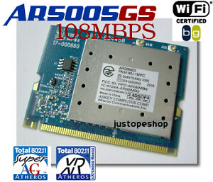 ATHEROS SUPER G 802.11G DRIVERS DOWNLOAD (2019)