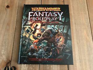WARHAMMER FANTASY - Libro Básico - juego de rol - DEVIR Ed. Español