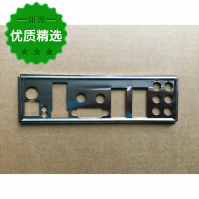 I//O Shield backplate For MSI Z87-G41 PC Mate Motherboard Backplates