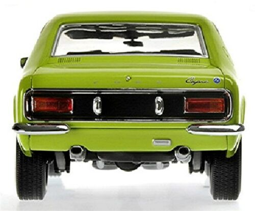 Ford Capri RS 2600 1970 grün schwarz green black 1:18 Minichamps