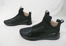 Puma Fierce Kurim Women's Training Shoes Black/Dark Shadow 189866-04 Size 9