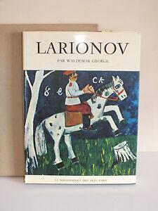 Valdemar-George-LARIONOV-dedicace-la-bibliotheque-des-arts-1966