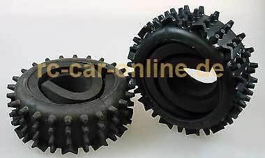 FG Super-Grip Noppenreifen M mit Einlage - 6225 - Reifen, knobbed tires + insert
