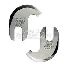 Buffalo Chopper Blades 8142 And 84141 For Hobart Part 17908 Amp 1790 14 Bowl