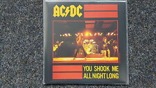 AC/DC - You shook me all night long UK 7'' Single