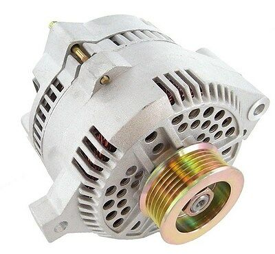 Bosch Alternator New 130 Amp-AMP for Ford Mustang Thunderbird AL7534N