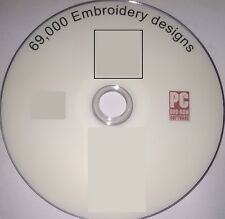 69000 EMBROIDERY DESIGNS BROTHER INC DISNEY  PES HUS DIGITAL DOWNLOAD NO POST