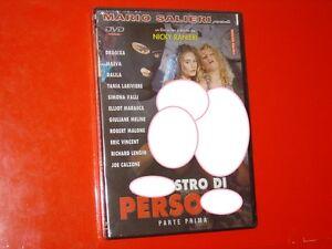 """DVD SEALED """"SEQUESTRO DI PERSONA PARTE PRIMA""""DALILA-SIMONA VALLI-DRAGIXA 100 MIN - Italia - DVD SEALED """"SEQUESTRO DI PERSONA PARTE PRIMA""""DALILA-SIMONA VALLI-DRAGIXA 100 MIN - Italia"""