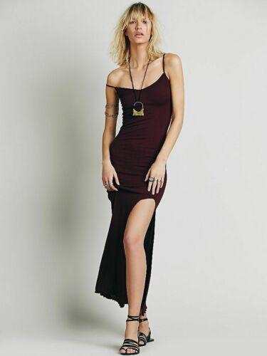 New Free People Intimately Seamless Drape Long Maxi Dress Womens Xs-L $78
