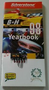 Silverstone 1998 Year Book 74 page booklet Motorsports