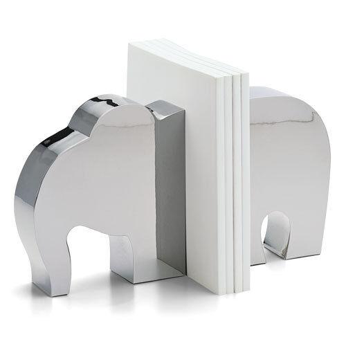 Philippi libro pilastro elefante da LUCIDA asticciola nichel (254002pi)