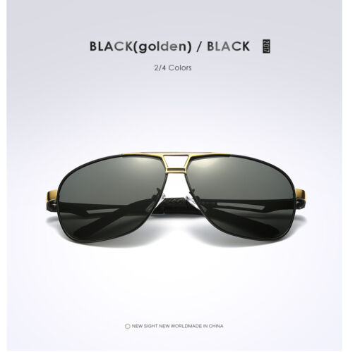 Polarized Sunglasses Mens Luxury Brand  Goggles Women Designer Leisure Glasses