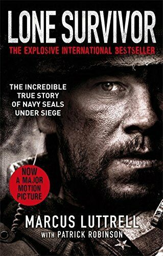1 of 1 - Lone Survivor: The Incredible True Story of N... by Robinson, Patrick 0751555940
