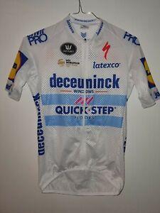 maillot-cycliste-RICHEZE-QUICK-STEP-suit-tour-france-cycling-jersey-radtrikot
