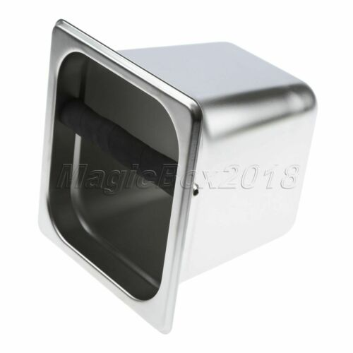 Coffee Knock Box for Espress Coffee Maker Machine Tool Accessory Stainless Steel