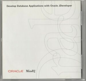 Classic-Pc-Software-Oracle-MindQ-Develop-Database-Applications-with-Oracle