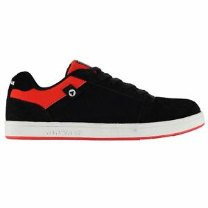 Airwalk Skateboard women's shoes Collar Lace Black Sneakers Shoes, shoe size:36