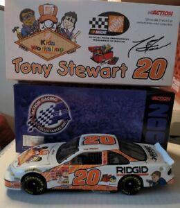 1/24 Tony Stewart #20 Home Depot Kids Workshop 2000 Action Diecast car