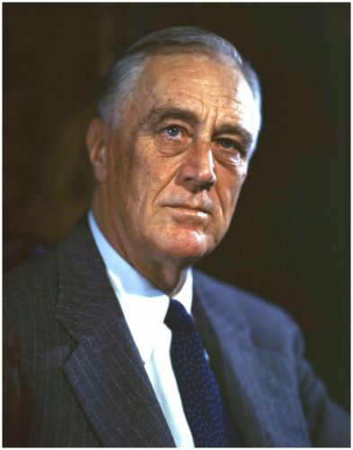United States Historic Photo Art Print President FDR  Famous Politics ROOSEVELT